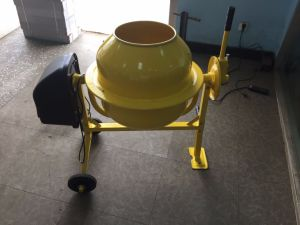 BC-70 mobile small concrete mixer machine for cemnet sand mortar pictures & photos