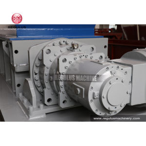 Top Quality Double Shaft Plastic Shredder Machine pictures & photos