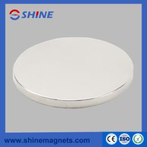 N50 Round Disc NdFeB Coating Zinc Neodymium Magnet pictures & photos