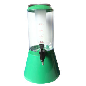 Plastic Draft Beer Tower 1.5L-5L with Tap for High Quality pictures & photos