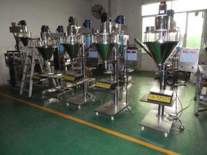 Various Powder Filling Machine with Weighting Scale pictures & photos