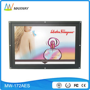 17 Inch Open Frame LCD Digital Signage with Motion Sensor (MW-172AES) pictures & photos