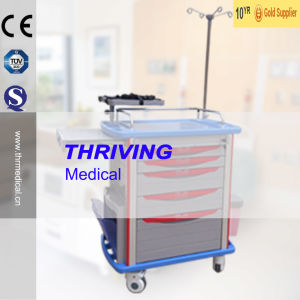 Multi-Function Emergency Cart (THR-ET-8500IA) pictures & photos