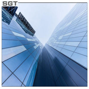 4mm High Quality Tempered Low-E Glass for Building Usage pictures & photos