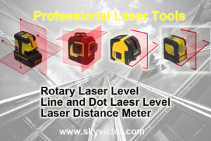 Five-Point Self-Leveling Laser Level (SDG-230A) pictures & photos