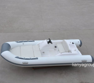 Liya 2.4-8.3meter Luxcury Rhib Rib Boat Hypalon for Sale pictures & photos