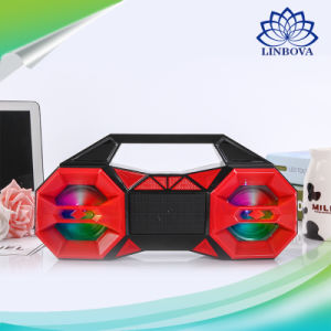 Multi-Functional Outdoor Big Bass Portable Bluetooth Speaker Big Drive Wireless Loudspeaker pictures & photos