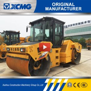 XCMG 12ton Second Hand Xd122 Double Drum Road Roller pictures & photos