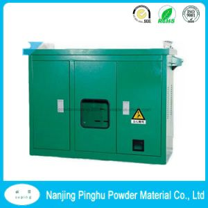Excellent Weather Ability Dark Green Powder Coating Spraying Paint pictures & photos