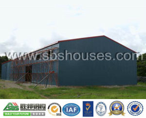 Prefab House Structural Steel Workshop pictures & photos