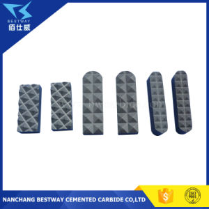 Tungsten Carbide Jaw Gripper Insert for Drilling Industry pictures & photos