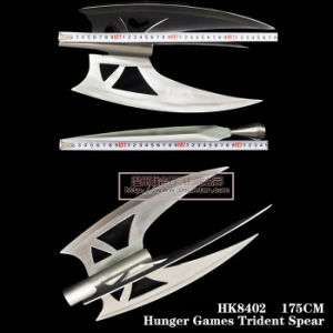Hunger Games Trident Spear 175cm HK8402 pictures & photos