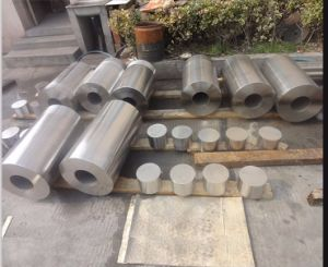 Scm415 20crmo 40crmo 50crmo Die Forged Cylinder pictures & photos