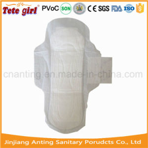 Ultra Thin Super Absorbency Ladies Sanitary Pad pictures & photos