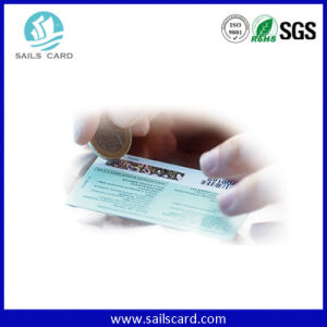 High Quality Scratch Reward Card with Pin Number pictures & photos