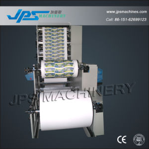 Five Colour Roll Kraft Paper Printing Machine pictures & photos