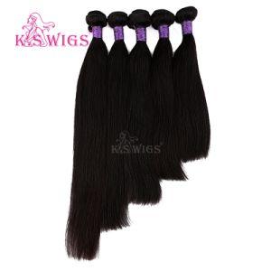 Virgin Human 8A Grade Hair Weft Brazilian Remy Hair pictures & photos