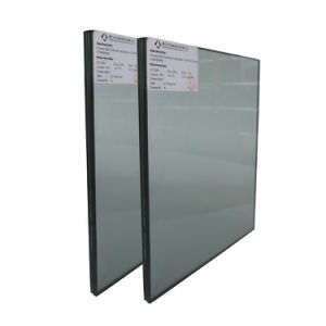 Crystal Grey Tempered Laminated Glass for Building pictures & photos