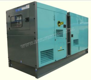 288kVA Soundproof Canopy Genset with Perkins Diesel Engine pictures & photos