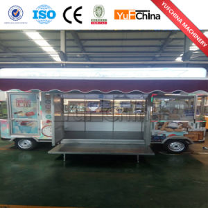 Hot Sale Good Quality Electric Commodity Cart for Sale pictures & photos