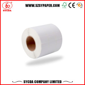High Quality Blank Use Thermal Self Adhesive Label pictures & photos
