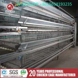 Professional Chicken Farm Battery Layer Poultry Cages Manufacturers pictures & photos