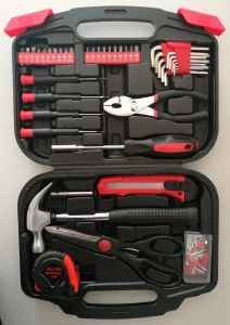 45PCS Professional Household Tool Kit (FY1445B1) pictures & photos