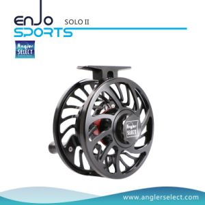 CNC Fishing Tackle Fly Fishing Reel (SOLO II 5-7) pictures & photos