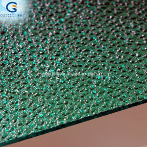 Good Quality Recyclable Decorative Building Materials Solid Embossed Roofing pictures & photos