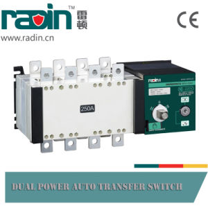 RDS2-2500 3p/4p High Current Automatic Transfer Switch (ATS) pictures & photos