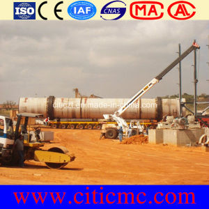 Lime Rotary Kiln for Active Lime Plant &Active Lime Production Line pictures & photos