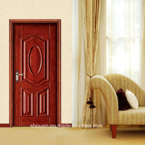 High Quality and Competitive Price Painted Steel Door (sx-4-5505) pictures & photos