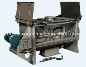 Spiral Blade Ribbon Mixer for Powder Industrial pictures & photos