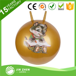 PVC Inflatable High Quality Jump Hopper Ball with Logo Printing pictures & photos