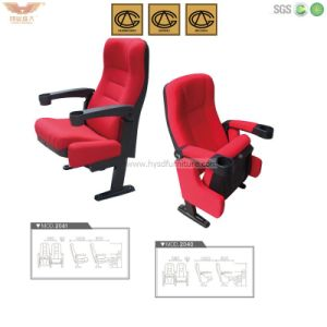 Cinema Seating Auditorium Chair VIP Home Theater Chair (HY2040) pictures & photos