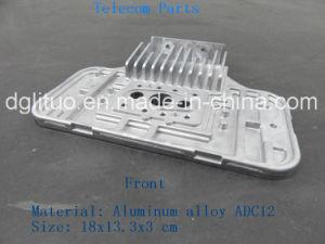 CNC Precise Productstelecom Parts/Satellite Parts pictures & photos