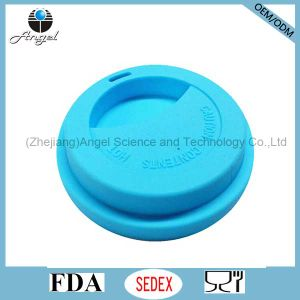 Round Silicone Starbuck Coffee Cup Lid Cup Cover SL14 pictures & photos