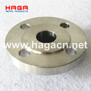 ANSI Standard Stainless Steel Pipe Flange pictures & photos