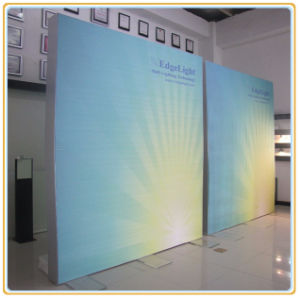 Floor Type Large Portable Fabric LED Light Box pictures & photos