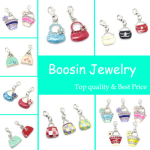 Fashion Jewelry Metal Alloy Handbag Pendant/Charm pictures & photos