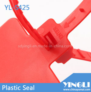 Big Label Plastic Seal Tags in Logistic Shipping pictures & photos