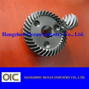 42CrMo Material Spiral Bevel Gear pictures & photos