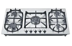 Stainless Steel Built-in Gas Hob pictures & photos