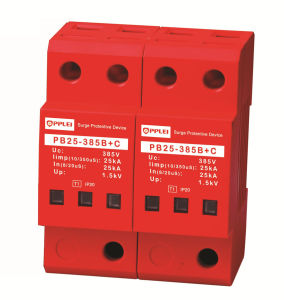 Iimp 25ka B+C Surge Arrester pictures & photos