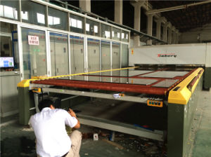 Timbery Economic Fan Convection Temperd Glass Furnace pictures & photos