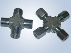 Metric Thread Bite Type Tube Fittings Replace Parker Fittings Swagelok Fittings and Eaton Fittings (cross fittings) pictures & photos