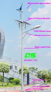 WPSRR-7702 3~15m Municipal Road Hot DIP Galvanized Steet Light Pole style pictures & photos