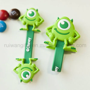 OEM Silicone Earphone Cable Holder pictures & photos