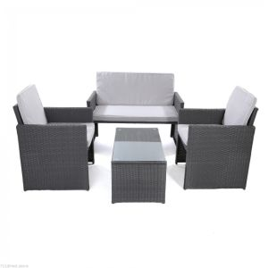 High Quality Creative Imitation Rattan Garden Furniture pictures & photos