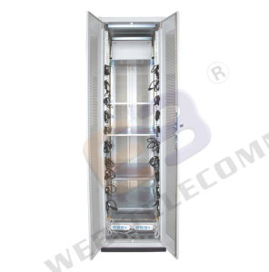 """19"""" Front Double Flat Vented Doors Electrical Rack pictures & photos"""